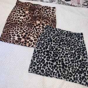 H&M bundle skirts